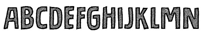 BouledougDEMO  What Font is