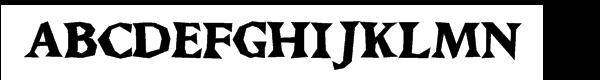 Brashee Bold Free Fonts Download