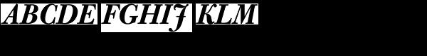 Bulmer MTStd-Bold Italic Disp  What Font is