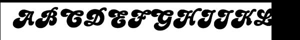 """Candiceâ""""¢ Regular Font UPPERCASE"""