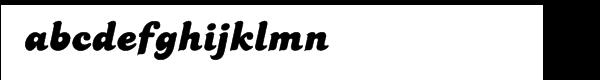 "Candiceâ""¢ Regular Font LOWERCASE"