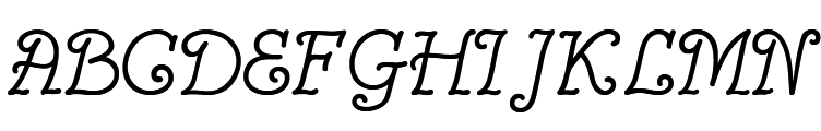 Card Pro Light Italic  Free Fonts Download