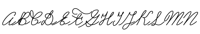 Castro Script PERSONAL USE ONLY  What Font is