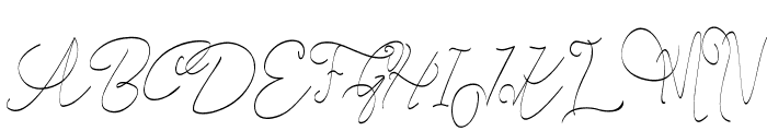Cecilia Script Regular  What Font is