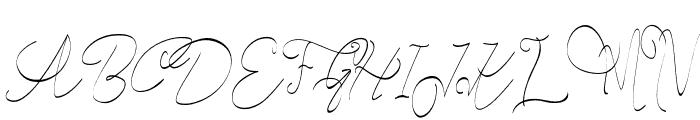CeciliaScript  What Font is