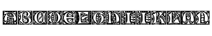 ChristensenCaps Regular  What Font is