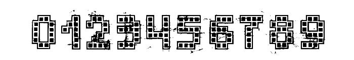 ChuckyMendoza-Drunken Font OTHER CHARS