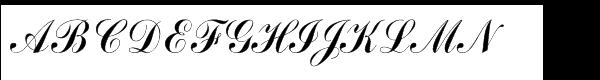 Commercial Script Std (D)  What Font is