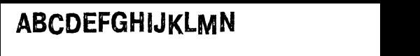 Crash Cyrillic Regular  What Font is