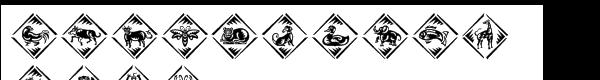 Critters Regular  नि: शुल्क फ़ॉन्ट्स डाउनलोड