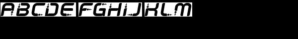 Despair 2003 Italic  What Font is