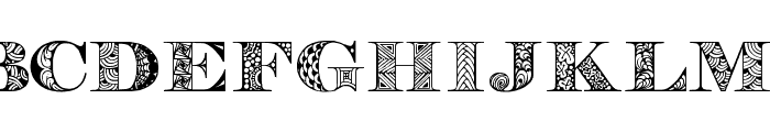 Digizen  What Font is