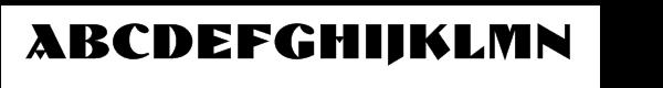 Dolmen™ Com Plain  What Font is