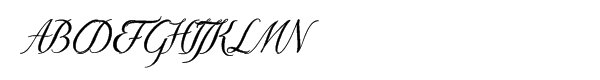 Donna Bodoni B  What Font is