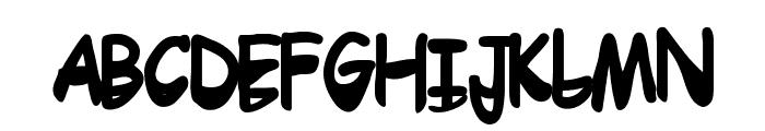Dr Toboggan  What Font is