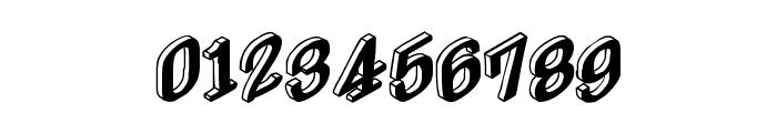 DryGulchBlack Font OTHER CHARS