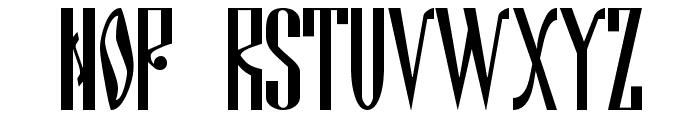 DSCyrillic Font UPPERCASE