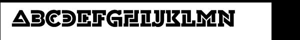 Dublon Brus Cyrillic Bold  What Font is