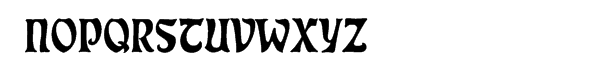 Eckmann™ Com Regular Font UPPERCASE