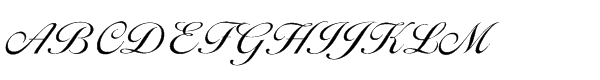 EF Ballantines Script CE Light  What Font is