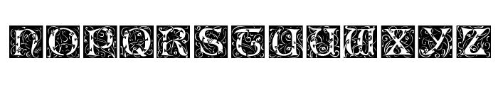 EileenCaps Font UPPERCASE