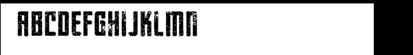 Enemy Lines Infiltrated  नि: शुल्क फ़ॉन्ट्स डाउनलोड