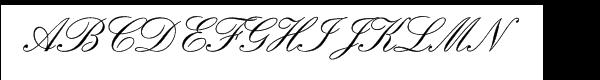 Engl Schreibschrift BQ Regular  What Font is