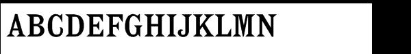 Etienne RegularMultilingual  What Font is
