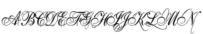 Eutemia I Italic  What Font is