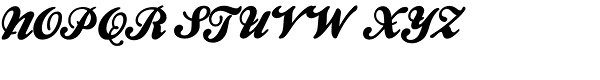 Falkner Pro Font UPPERCASE