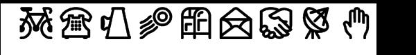Fatline Bold Font UPPERCASE