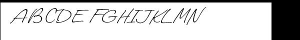 Felicity Script Free Fonts Download