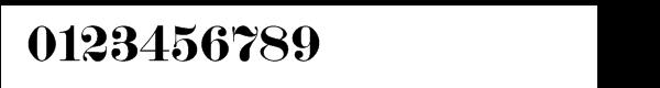 Fette Gotisch Regular Font OTHER CHARS