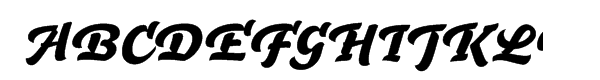 FF Masala Script Black  What Font is