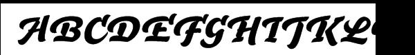 FF Masala Script Pro Black  What Font is