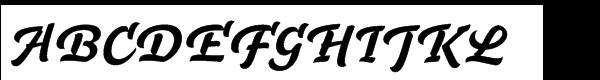 FF Masala Script Std Bold  What Font is