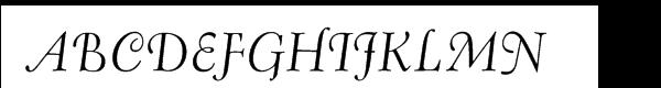 FF Oneleigh Regular Italic Swash les polices de caractères gratuit t�l�charger