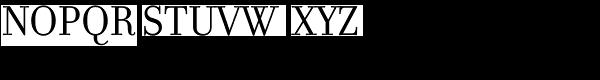 Filosofia Regular Font UPPERCASE