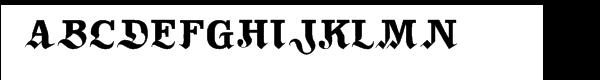 Fraktendon  नि: शुल्क फ़ॉन्ट्स डाउनलोड