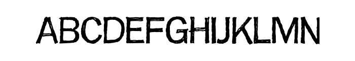 Franklin Gothic Hand Light  What Font is