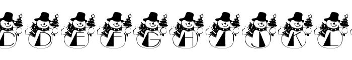 FrostyTrees  नि: शुल्क फ़ॉन्ट्स डाउनलोड