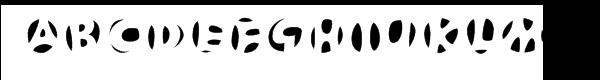 Frutiger™ Stones Negativ baixar fontes gratis