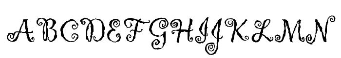 Gigi™  What Font is