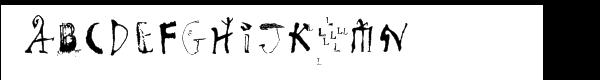 "Goodiesâ""¢ B Font LOWERCASE"