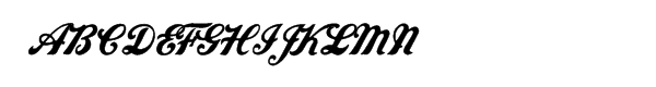 Grocers Script  What Font is