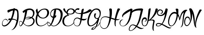 Gueules de Loup 2  What Font is