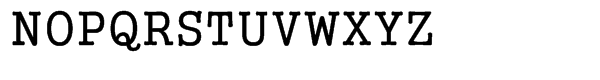 Gungsuh Regular Font UPPERCASE