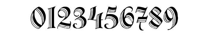 Hermann-Gotisch Font OTHER CHARS