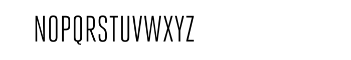 Heroic Condensed Free Font
