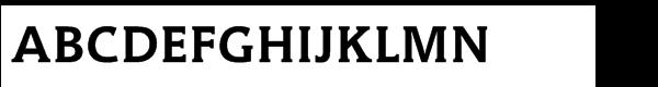 Hybrid BoldMultilingual  What Font is